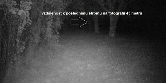 Špionážní kamera na pozemku je zárukou bezpečí