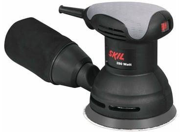 Excentrická bruska 280W, kotouč 125 mm