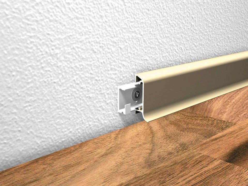Podlahové lišty dodají eleganci vašemu interiéru