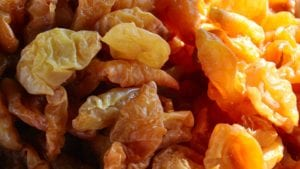 Apricots Food Dried Fruit