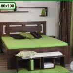 Opravdu kvalitní nábytek? Vsaďte na masivní dřevo!