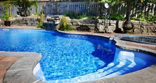 Zapuštěný bazén je nejpraktičtější řešení pro vaši zahradu