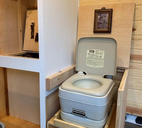 Kde se vyplatí použití chemického WC?