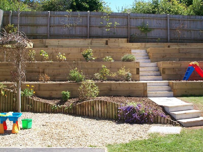 Pražce najdou bohaté využití na zahradě
