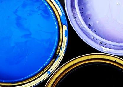 Jak uskladnit nespotřebovanou barvu