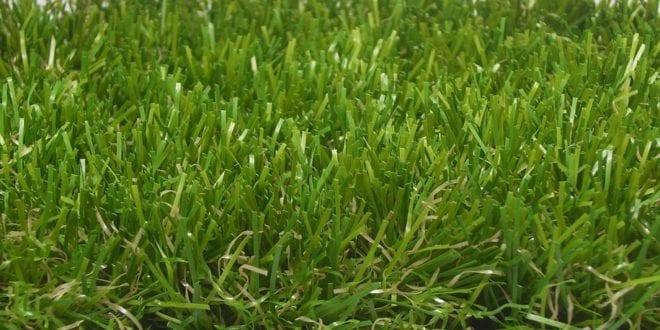 Nebojte se umělého trávníku