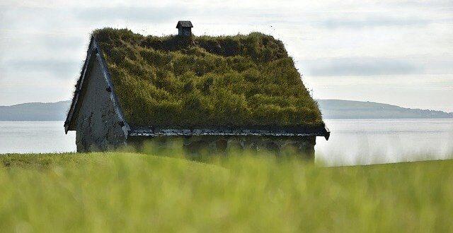 Zelená střecha je velkým hitem