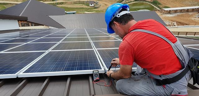 Kam lze umístit fotovoltaickou elektrárnu?