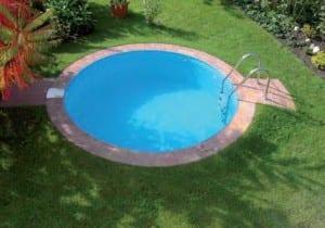 O bazénech s pozinkovanou konstrukcí s vnitřní fólií